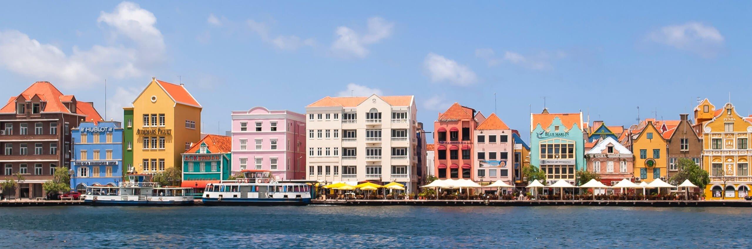 Realconomy denkt op Curaçao mee over het Willemstad van de toekomst