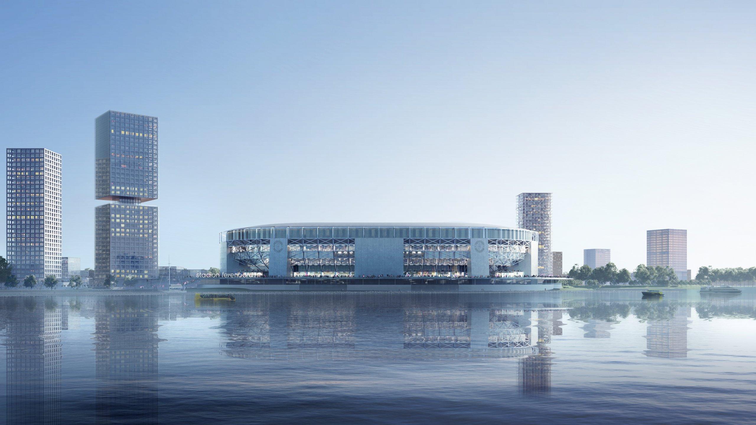 Gebiedsontwikkeling Feyenoord City