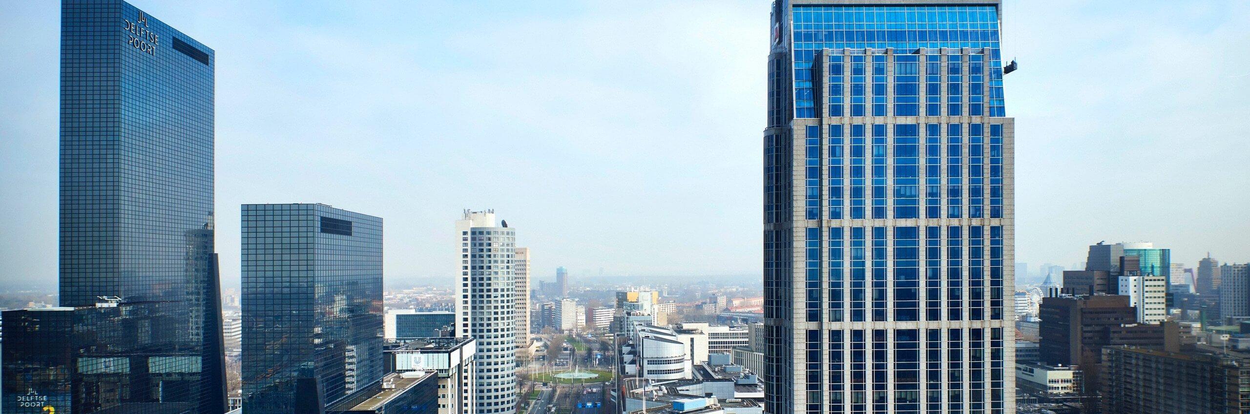 Interne gebiedsontwikkeling: Realconomy verhuist naar hartje Rotterdam